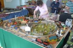 Hornby at Beckenham Vintage Show 2015