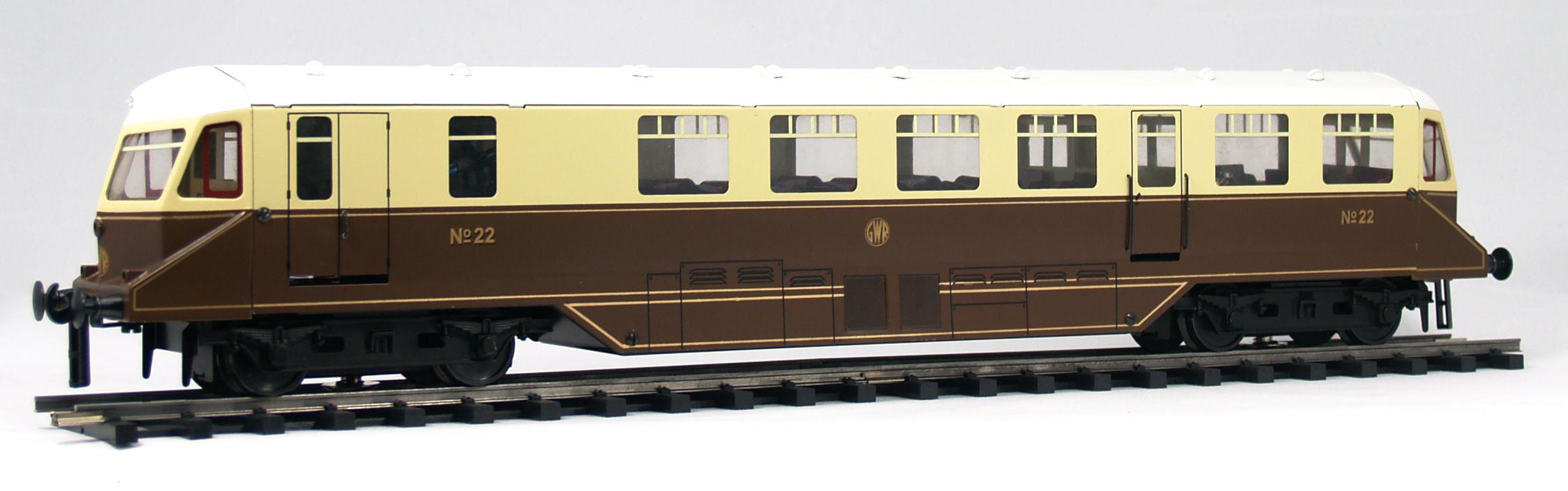 GWR Railcar