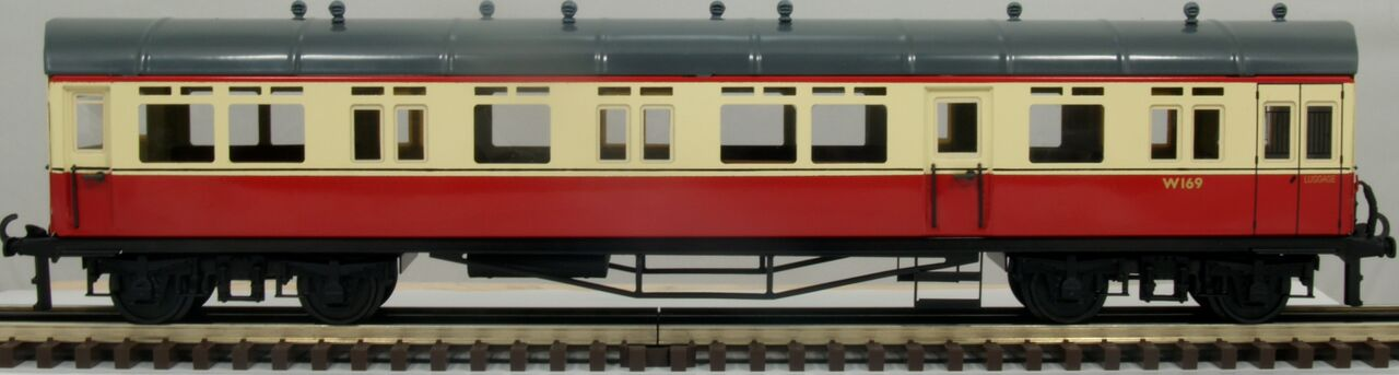 Autocoaches suitable for the GWR 0-4-2T 48xx/14xx