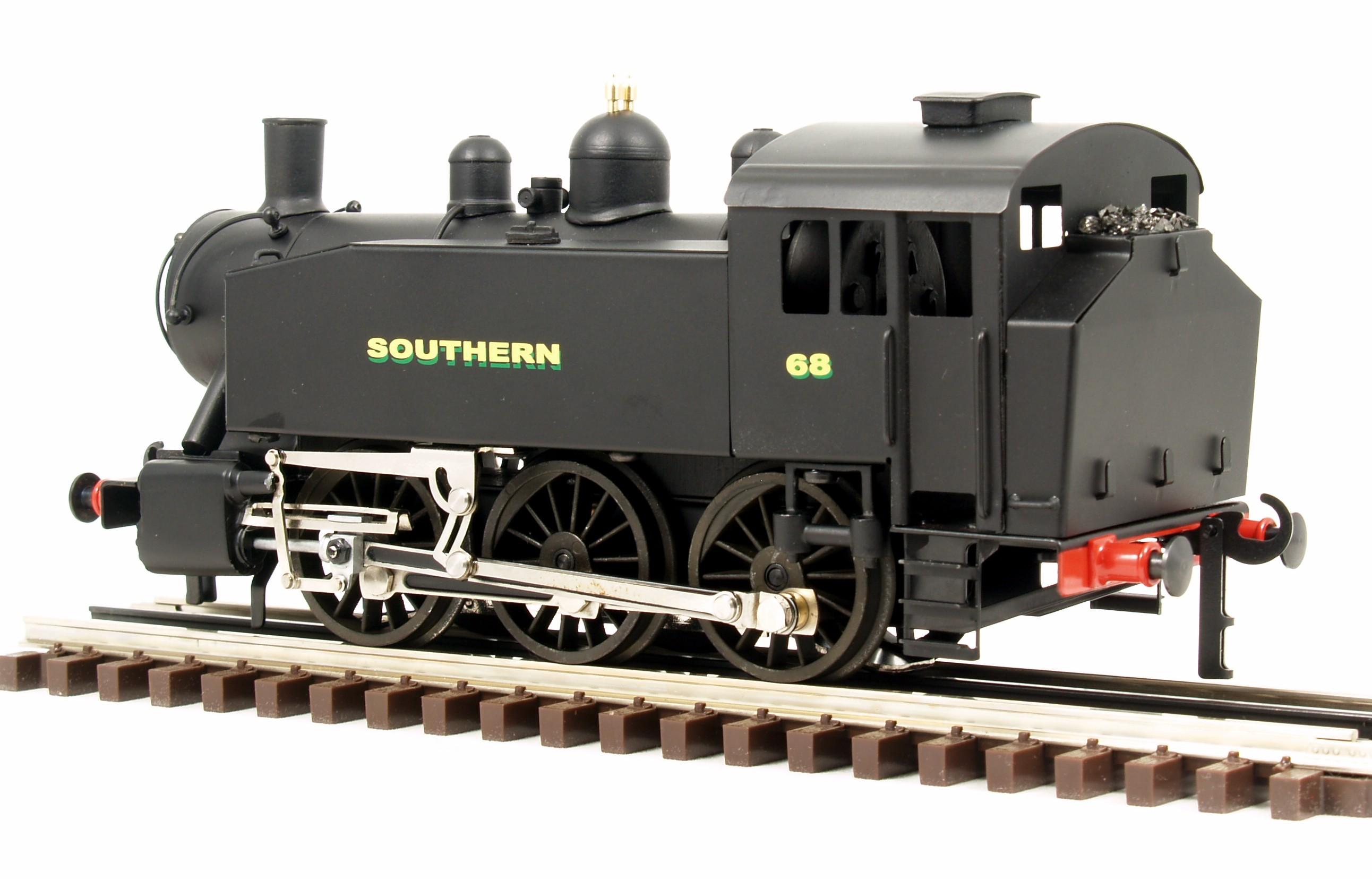 Southern Rail USA Class 0-6-0 Dockyard Shunter