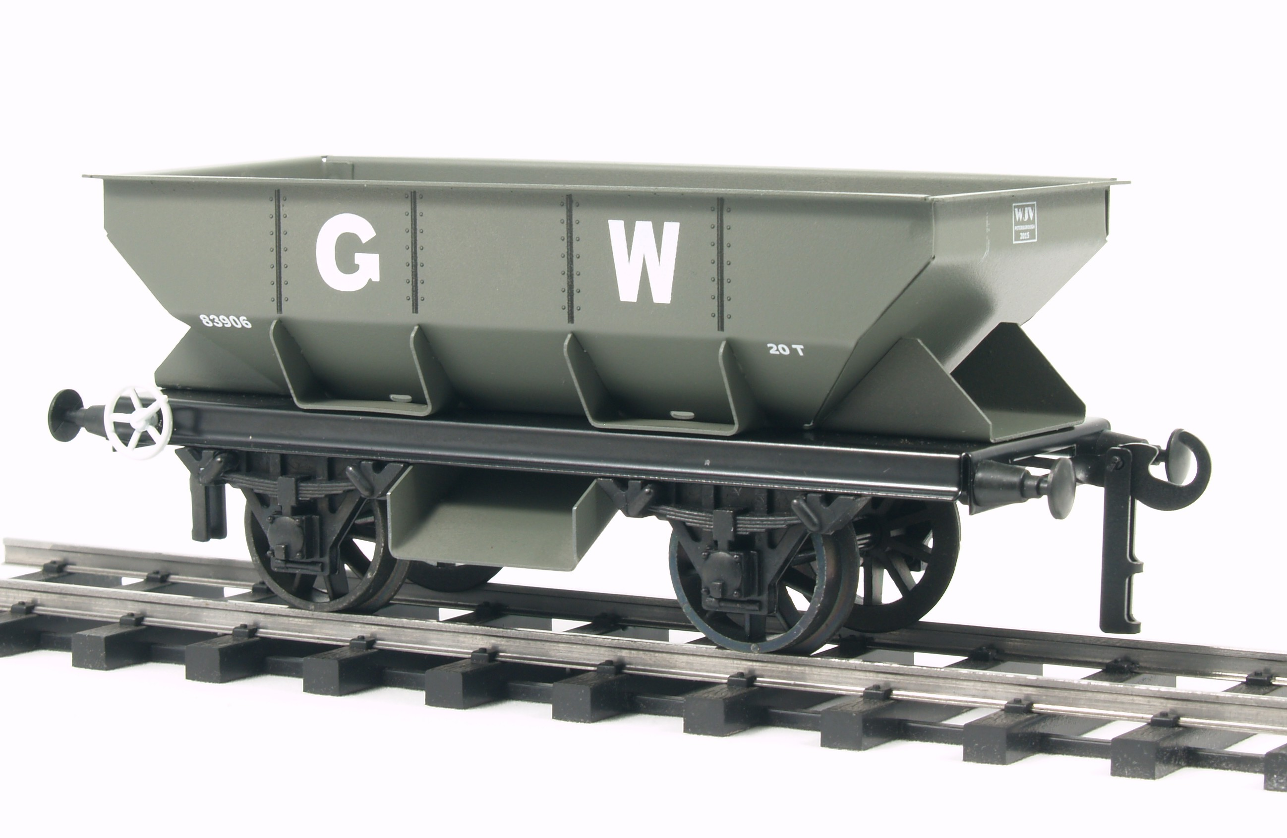Hopper Wagons