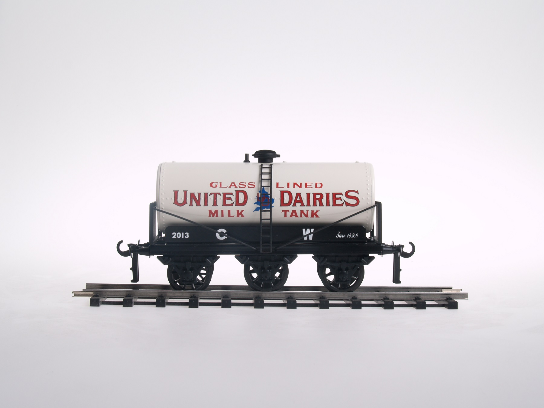 United Dairies Six-Wheel Milk Tankers