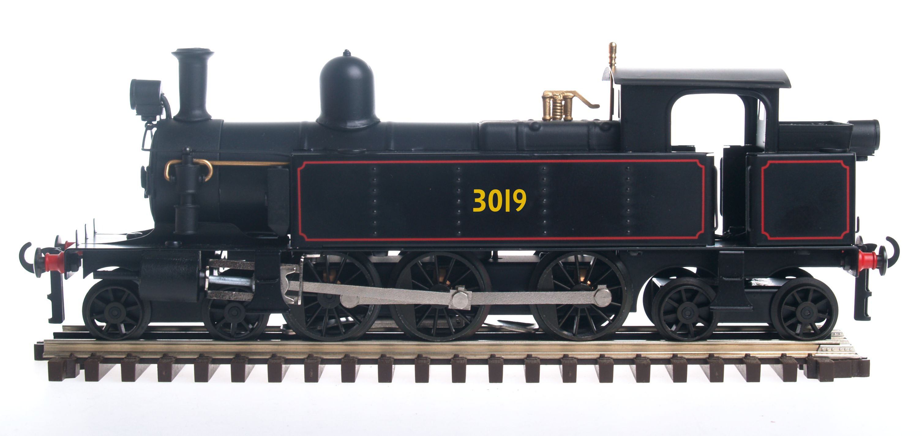New South Wales Government Railway C30 Class 4-6-4T