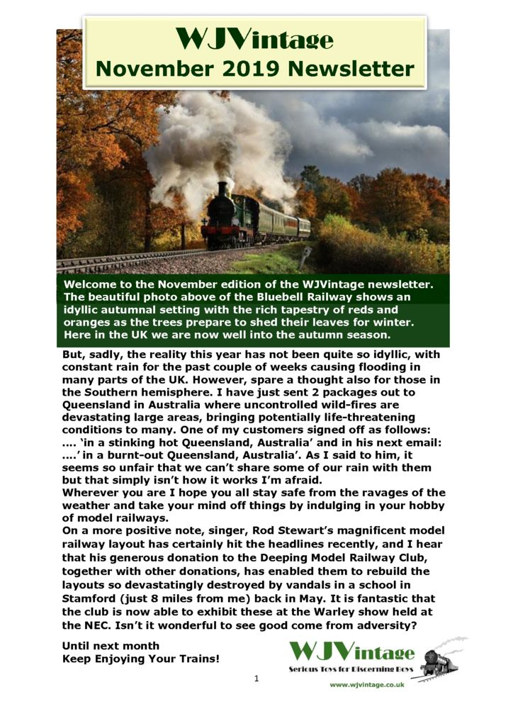 thumbnail of WJV Nov 2019 Newsletter