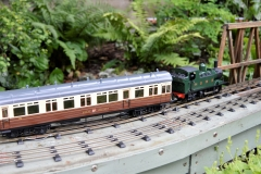 GWR 14xx and autocoach