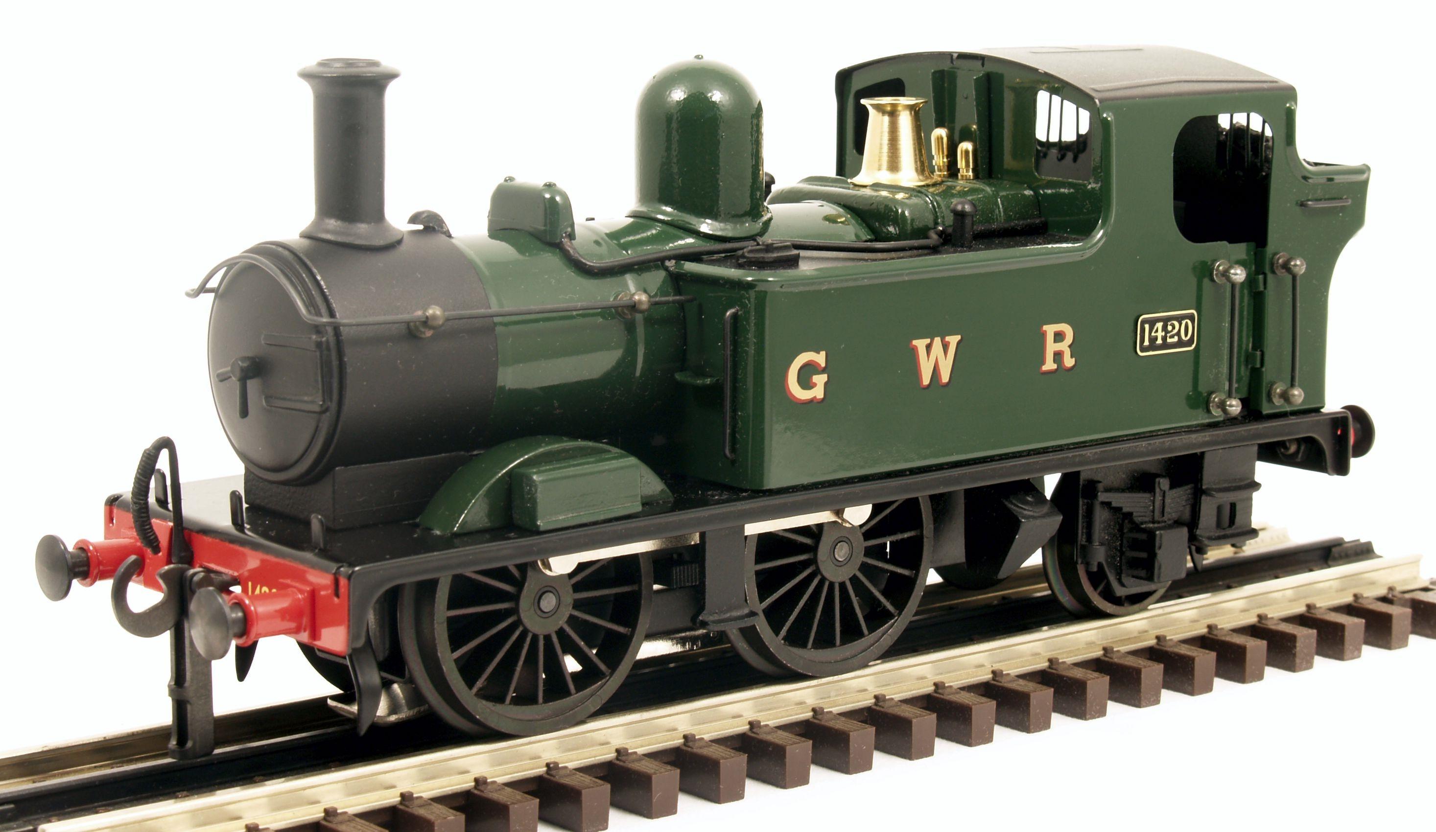 GWR 0-4-2T 48xx/14xx