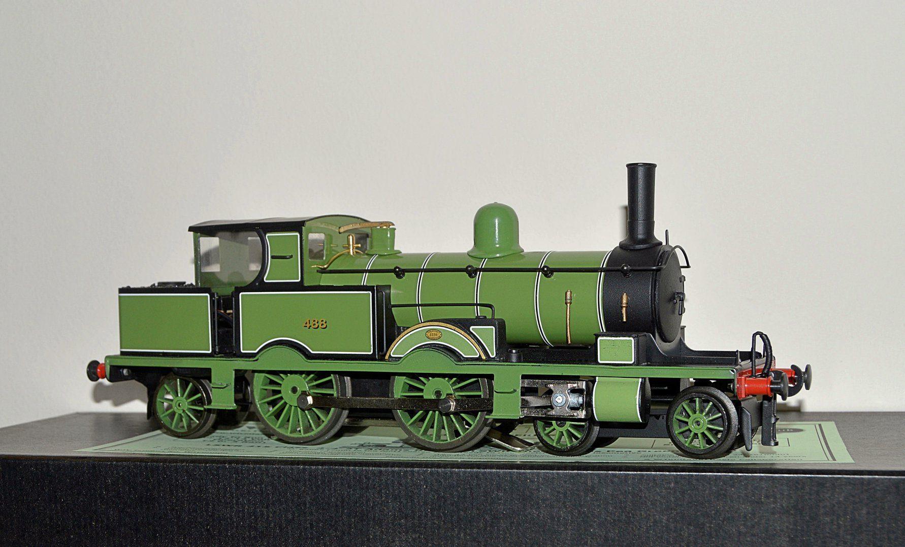 LSWR/SR415 Class Adams Radial 4-4-2T