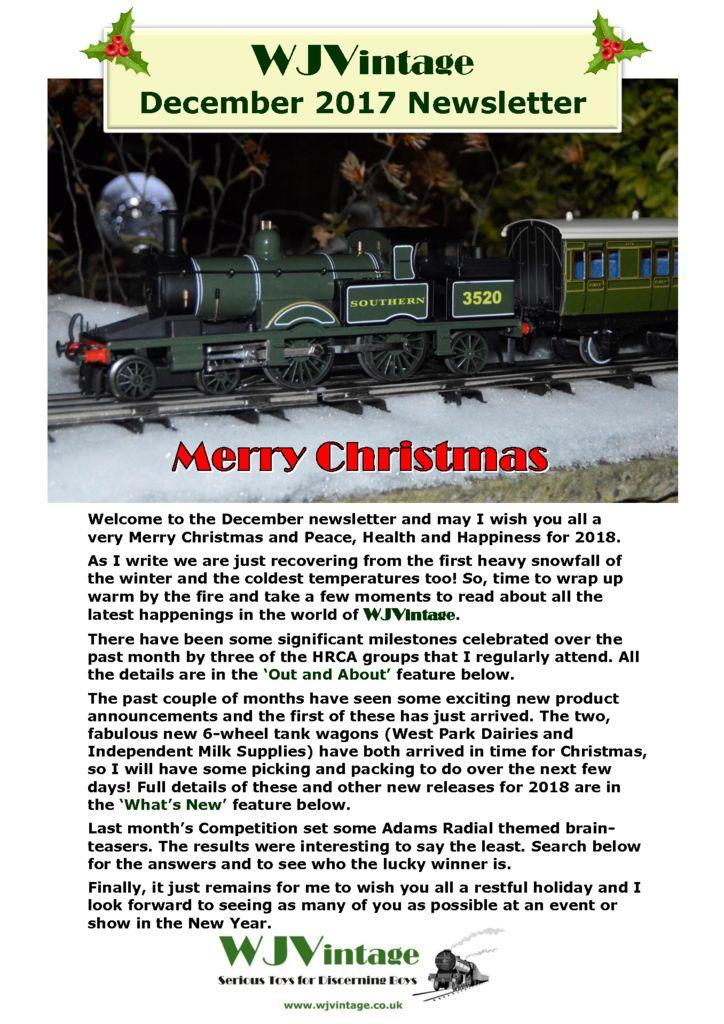 thumbnail of Dec 2017 Newsletter