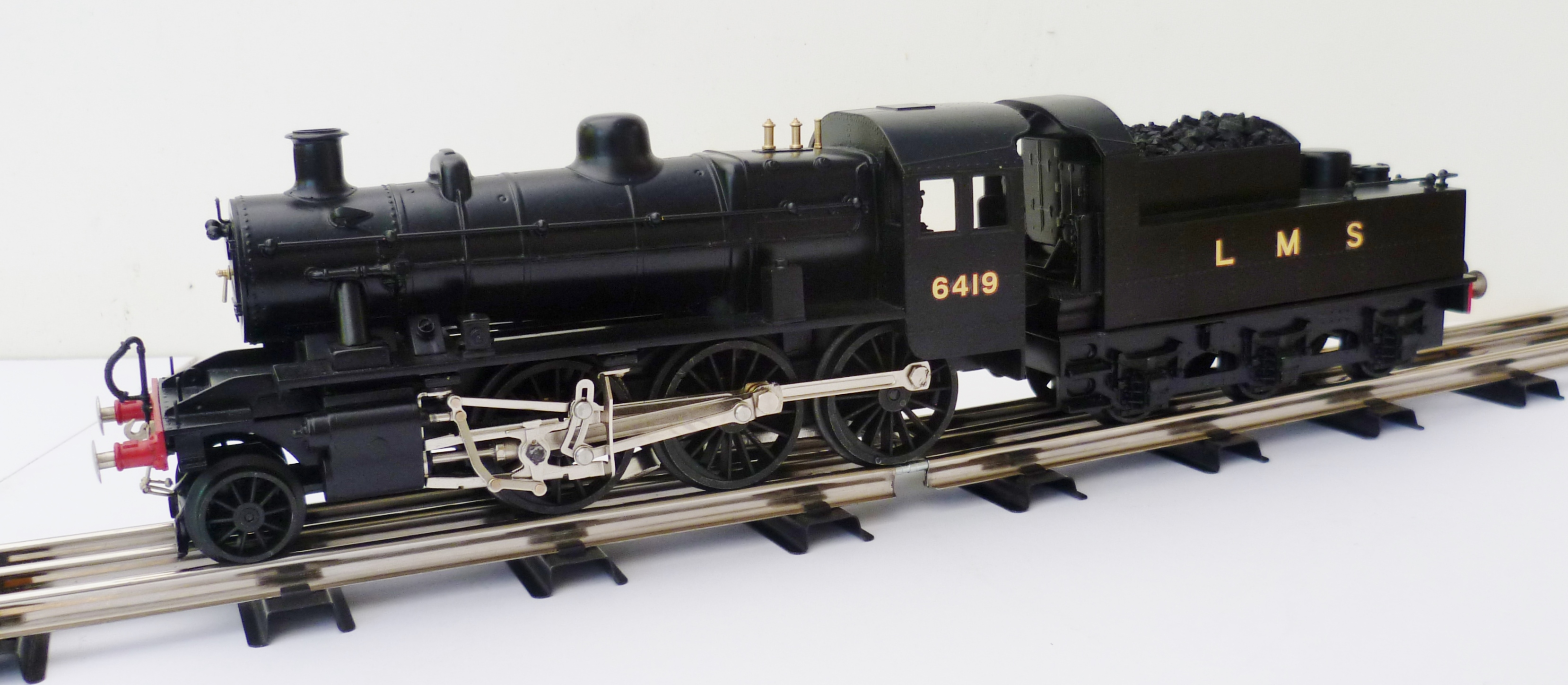 Ivatt LMS/BR 2F/2P 2-6-0 'Mickey Mouse'